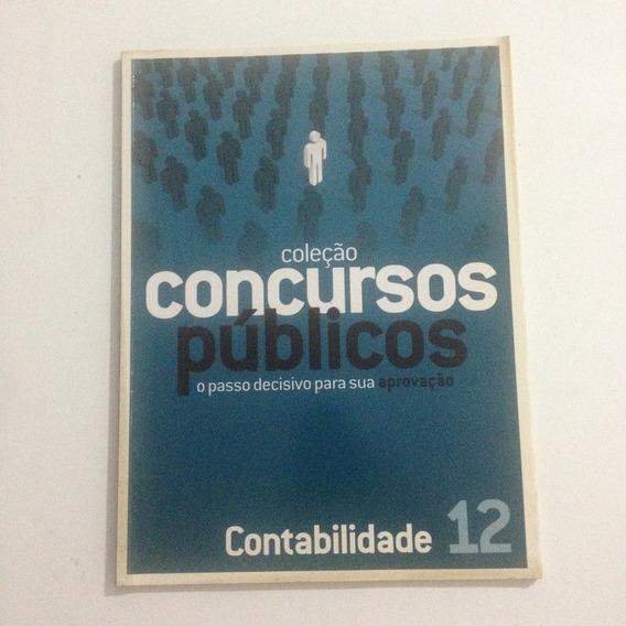 Livro Coleção Concursos Públicos Contabilidade Volume 12 C2