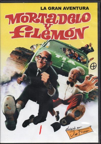 Mortadelo Y Filemón - La Gran Aventura - Dir. J. Fesser Dvd