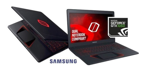 Notebook Gamer Samsung Nvidia Geforce Gtx 1050 Core I5