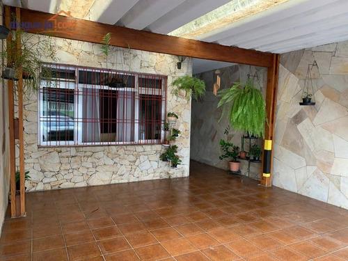 Casa Com 3 Dormitórios À Venda 173 M² Por R$ 800.000 - Cupecê - São Paulo/sp Zona Sul - Ca3954