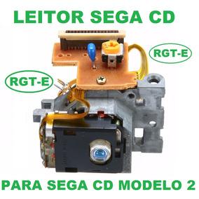 Leitor Para Sega Cd Modelo 2 Optima 6s Opt-6