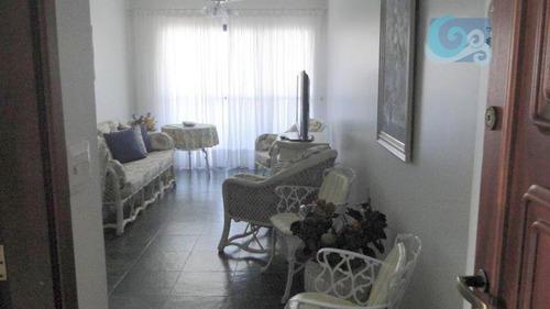 Imagem 1 de 13 de Apartamento À Venda - Praia Da Enseada - Guarujá. - Ap4278