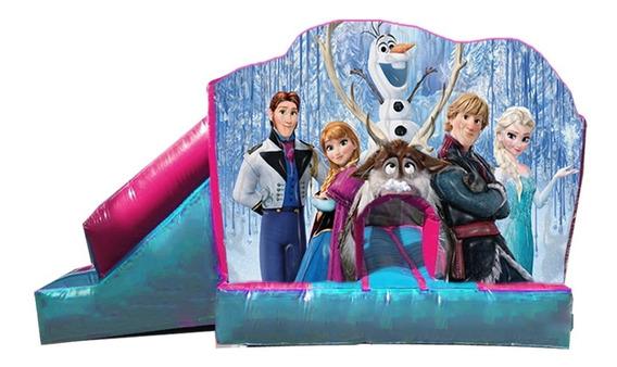 Brincolin Inflable Temático | Brincolin Frozen Nuevo