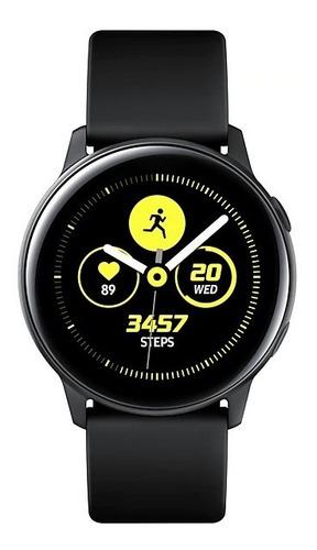 Samsung Galaxy Watch Active 1 Aqua Black Sm-r500 Techcel