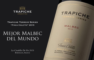 Trapiche Terroir Series Malbec Coletto 2015, Gral Pacheco