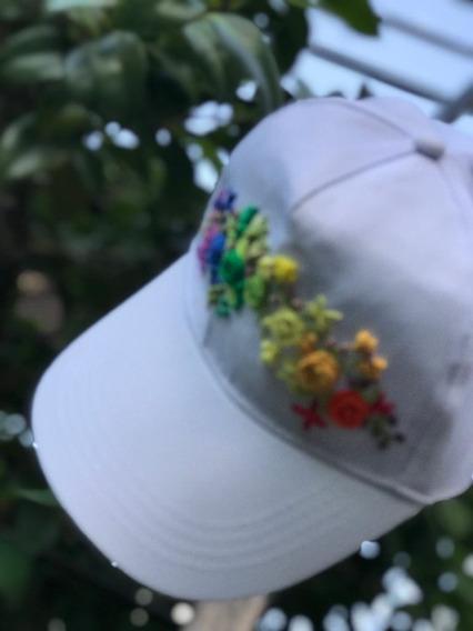 Gorras Bordadas A Mano - G57