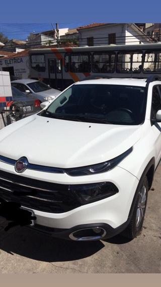 Vendo Fiat Toro Flex Branca 2018 - Imperdível