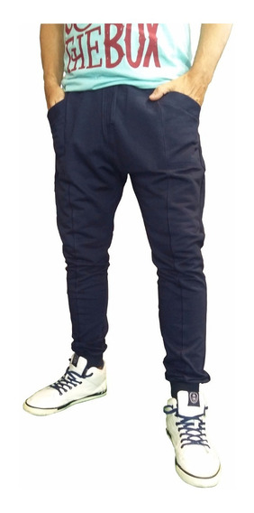 Pantalón Semi Babucha De Algodón Frisado Promo X 2 Hot Sale