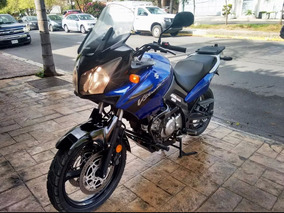 Suzuki Vstrom-650 En Perfectas Condiciones