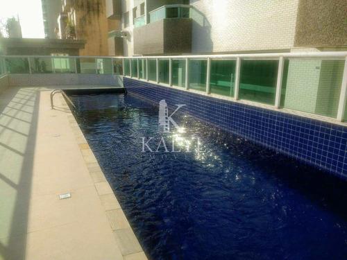 Apartamento Com 2 Dorms, Guilhermina, Praia Grande - R$ 270 Mil, Cod: 3807 - V3807