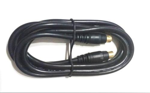 Cable Súper Vídeo Macho/macho 1.5mt