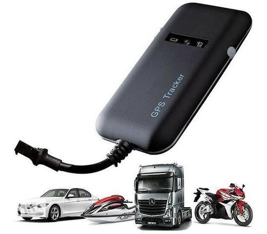 Rastreador Veicular Bloqueador Gps Carro Moto Tracker Gt02