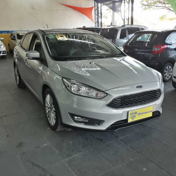 Ford Focus Sedan 2.0 Se Plus Aut. Powershift - 2018