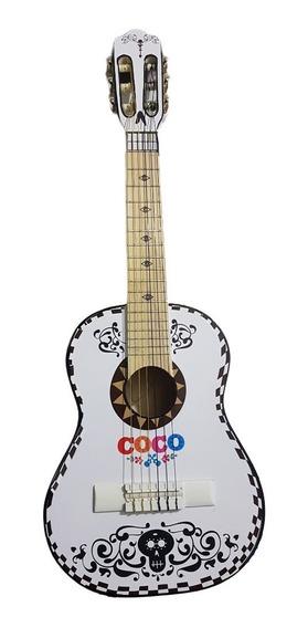 Diseno Guitarra De Coco Dibujo Para Colorear