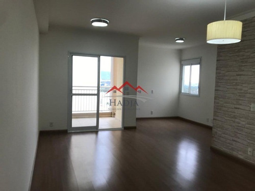 Apartamento A Venda No Condomínio Hanbury Park Residencial Club - Engordadouro Em Jundiaí. - Ap00113 - 68865482