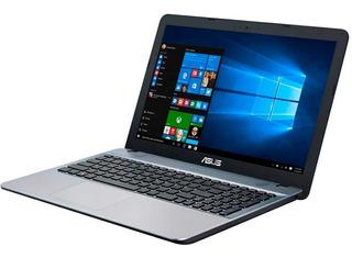 Laptop Asus Vivobook Intel Quad Core 4gb 500gb 15.6 Win10