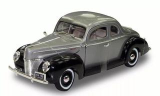 Auto Escala 1:18 Ford Deluxe 1940 Motormax (no Envios)