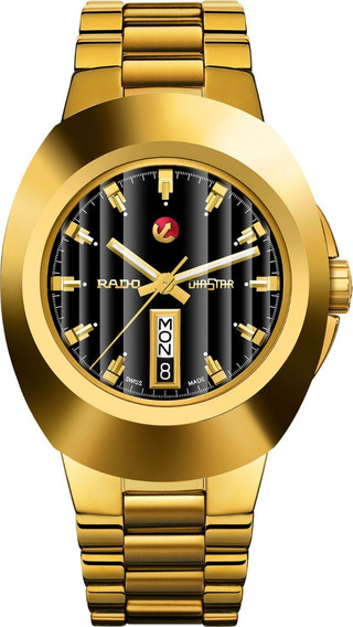 Reloj Rado New Original Automático R12999153 Diastar Hombre*