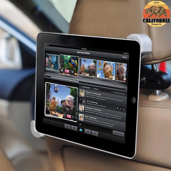 Suporte Para Encosto De Cabeça Veicular Tablet Dvd Portá V30