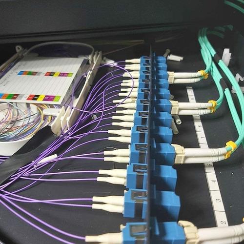 Imagen 1 de 5 de Fibra Optica Reparación, Empalme,.certificación, Cable Fibra