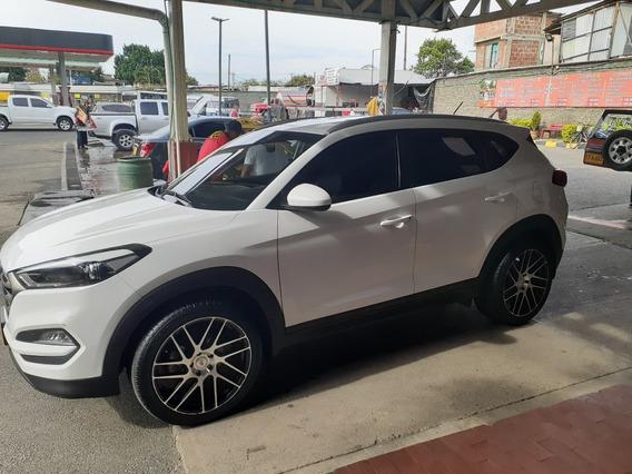 Hyundai Tucson All New 2016