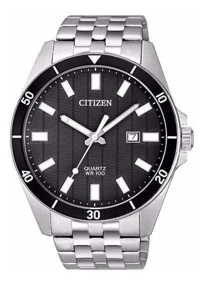 Relógio Masculino Citizen Tz31114t Esporte Fino Prata