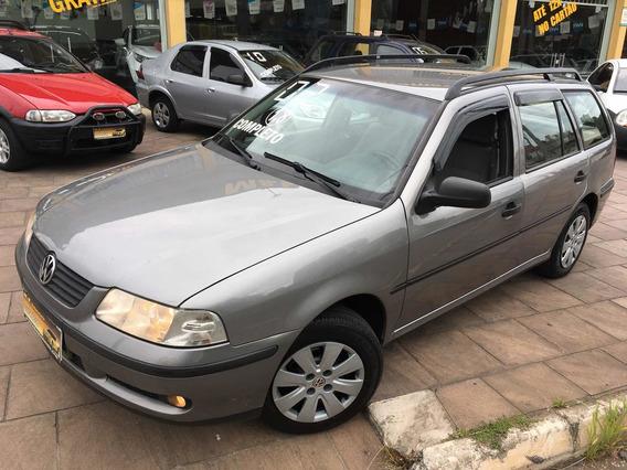 Volkswagen Parati 1.8 Gnv 2002 Barbada