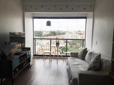 Apartamento Em Morumbi, São Paulo/sp De 60m² 2 Quartos À Venda Por R$ 570.000,00 - Ap163923