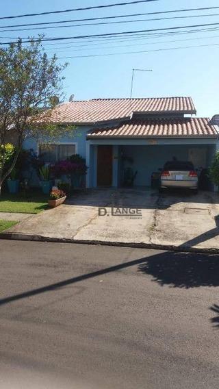 Casa Residencial À Venda, Cascata, Paulínia. - Ca12197