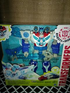Transformer Power Surge Optimus Prime