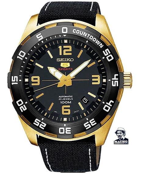 Reloj Seiko 5 Sports Srpb86 Automático Original Garantia