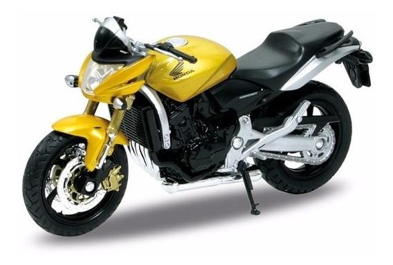 Moto Welly Colección Escala 1:18 Honda Hornet