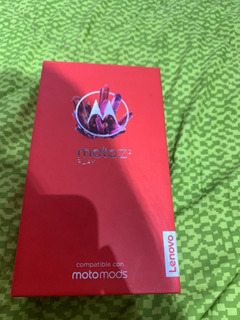 Celular Moto Z2 Play 64 Gb