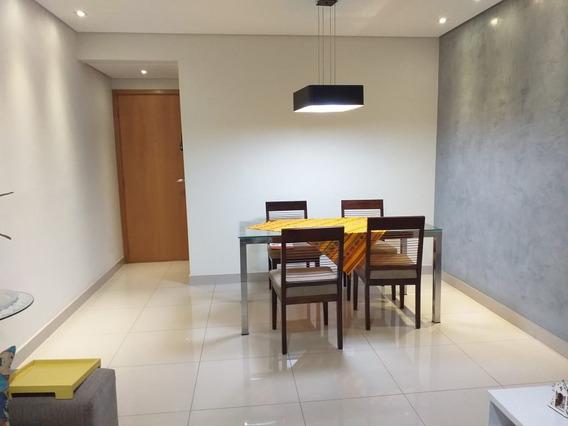 Apartamento Com 2 Quartos Para Comprar No Castelo Em Belo Horizonte/mg - 46192