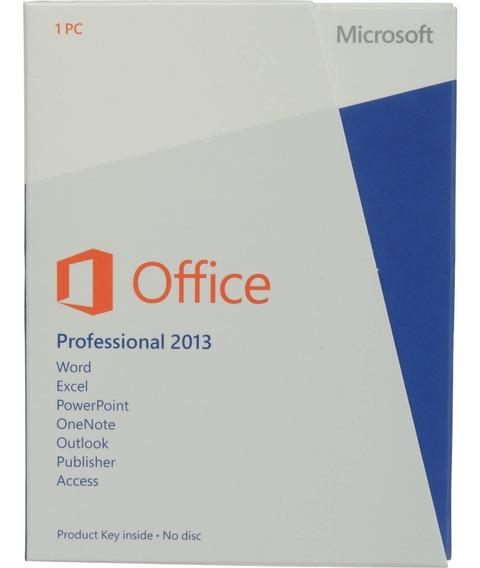 Office Pro Plus 2013 Fpp
