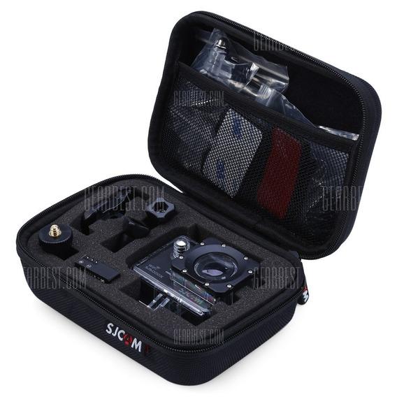 Estojo Armazenamento Câmera E Acessórios Sjcam Original