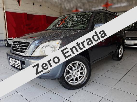 Tiggo 2.0 Completo / Zero Entrada / Ótimo Carro Para Uber !!