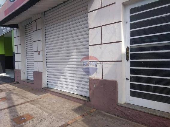 Loja Comercial Para Locação, Centro, Botucatu. - Lo0028