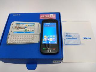 Celular Nokia C6-00