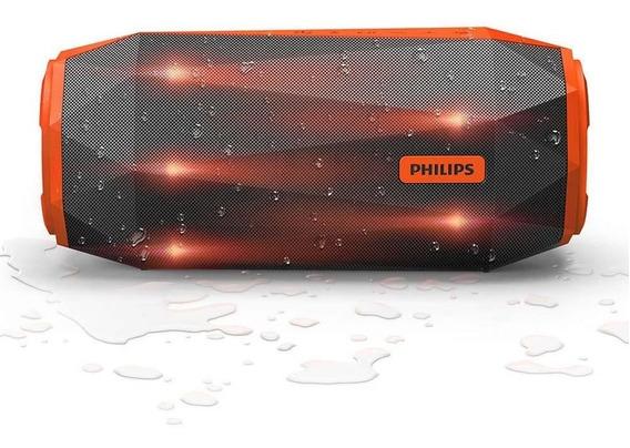 Caixa De Som Philips Shoqbox Sb500m Portátil | Vitrine