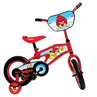 Street Flyers Angry Birds R12 Niños Bicicletas