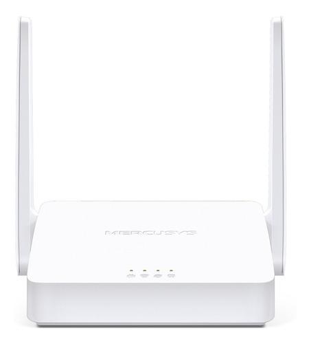 Router Mercusys Mw302r 300 Mbps 2 Antenas Nuevo