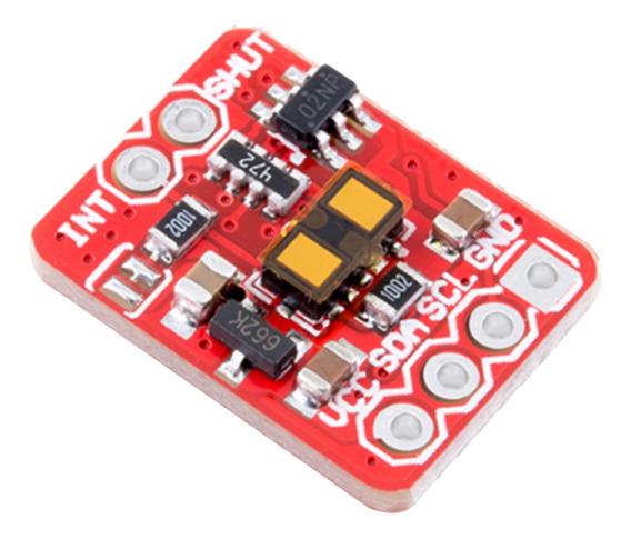 Vl53l1x Módulo De Sensor De Distância Laser 4m Variando