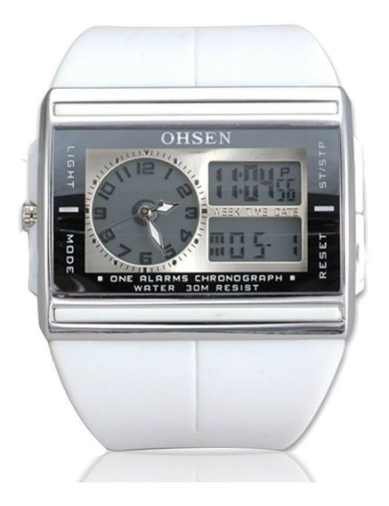 Pulseira Casio Ga-1000 E Um Relógio Skmei 1142