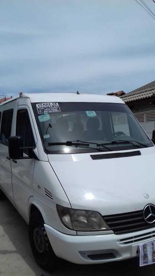 Mercedes-benz Sprinter Van 2.2 311 Street 3550 5p 2002
