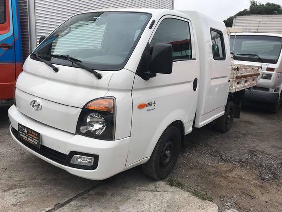 Hyundai Hr Cabine Suplementar Com Carroceria De Madeira