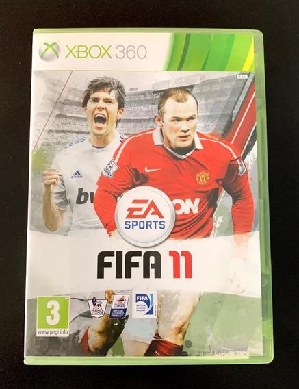 Fifa 11 - Xbox 360 Original - Padrão Europeu