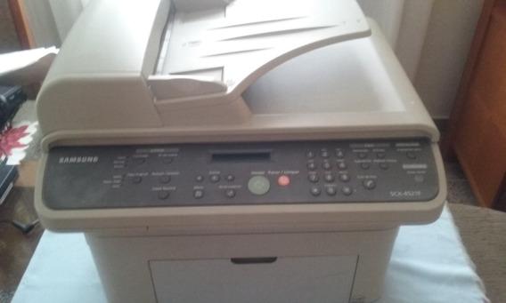 Impressora Laser Samsung Scx-4521f - Embolando Papel