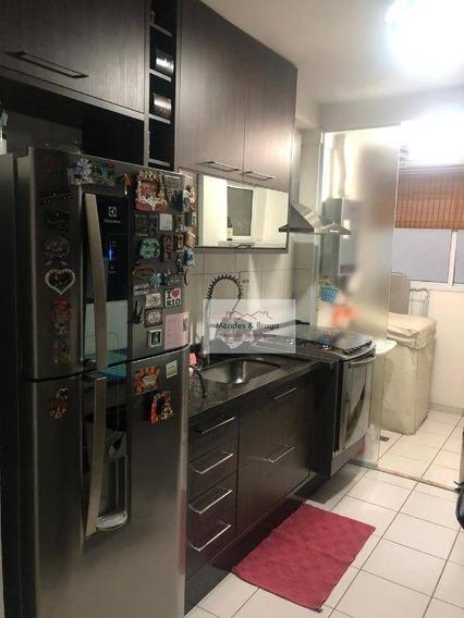 Apartamento Em Guarulhos Essence Jardim Zaira 82mts 2dorm 1suite 2vagas - Ap1723