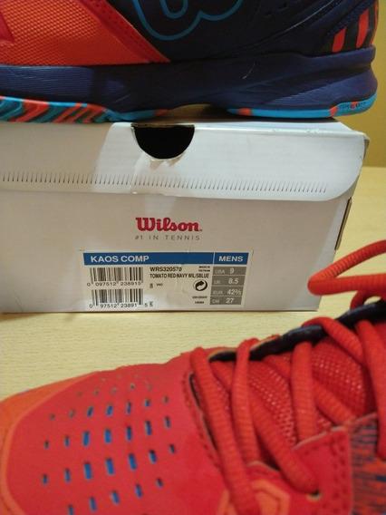 Zapatillas Wilson Kaos Comp